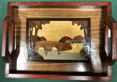 Seaton Cup 2018 Leeds Marquetry Group