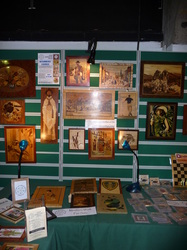 2014 Crafts For Christmas Leeds Marquetry Group