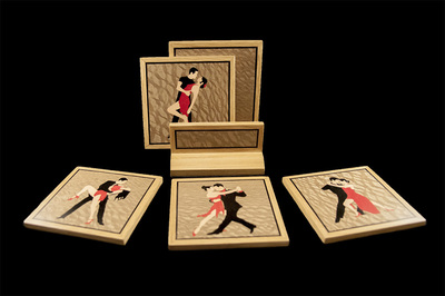 Seaton Cup 2016 Leeds Marquetry Group